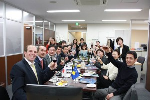 Kosovo ambassador in Tokyo