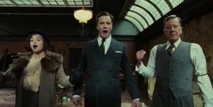 a scene from the king's speech